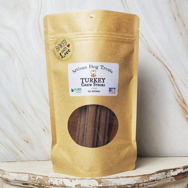 Floris Naturals - Turkey Sticks Natural Dog Treats